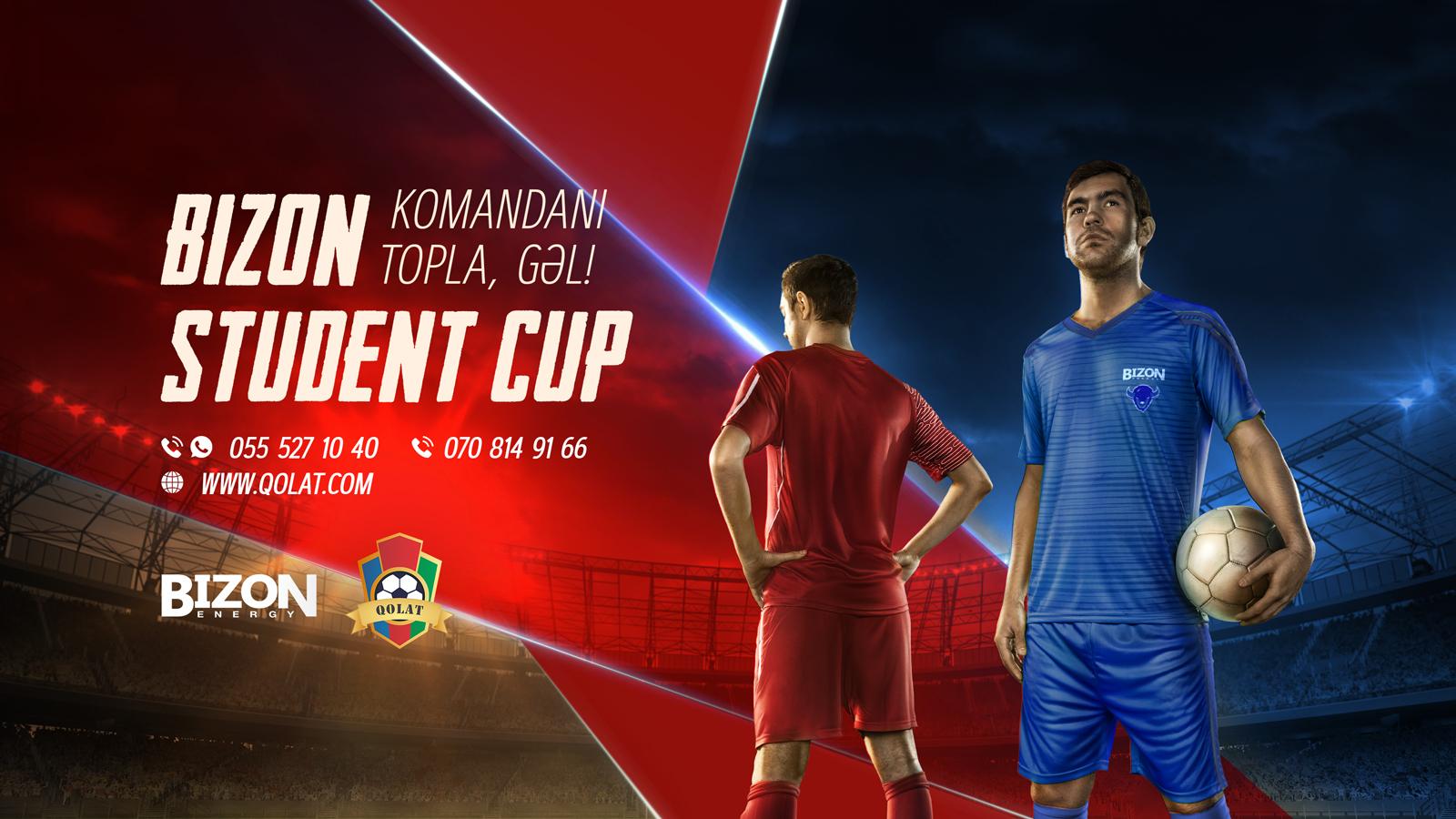 BIZON Student Cup - QAYDALAR !!! ( ƏSASNAMƏ)