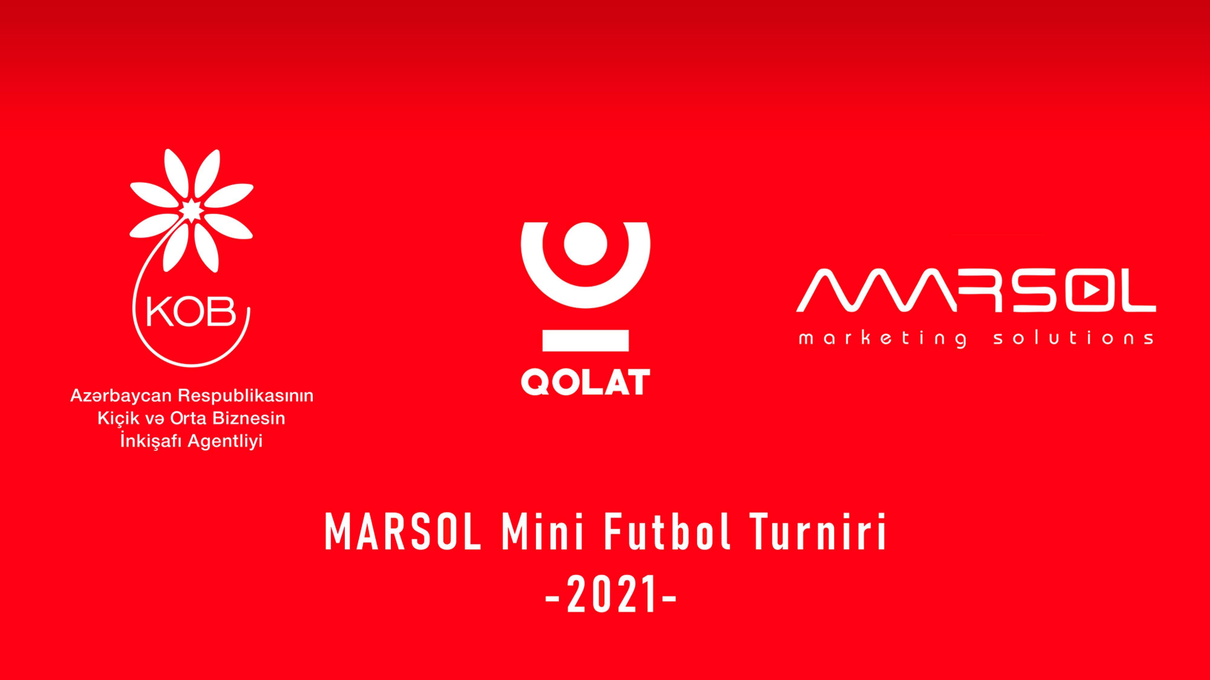 """MARSOL Mini Futbol Turniri 2021"