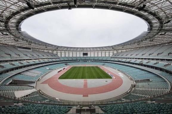 UEFA Bakı Olimpiya Stadionuna ən yüksək qiyməti verdi
