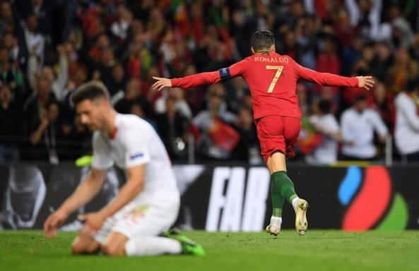 UEFA Millətlər Liqası: Portuqaliya yığması finalda