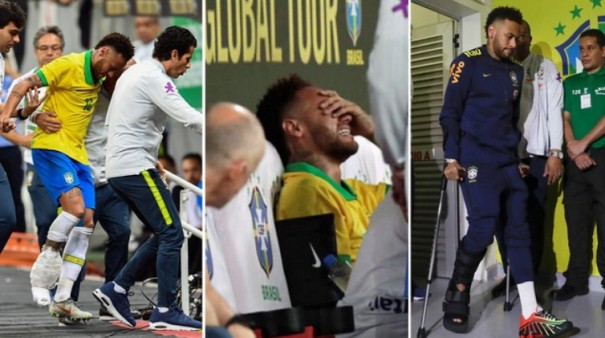Neymar ağladı