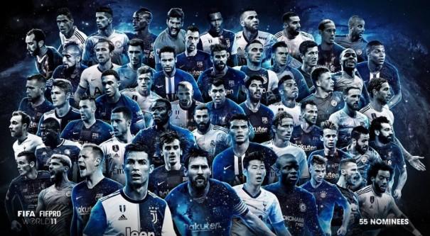 FIFA rəmzi yığmaya namizədləri açıqladı - Siyahı