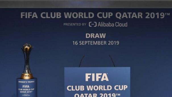 Klublararası dünya çempionatının püşkü atıldı